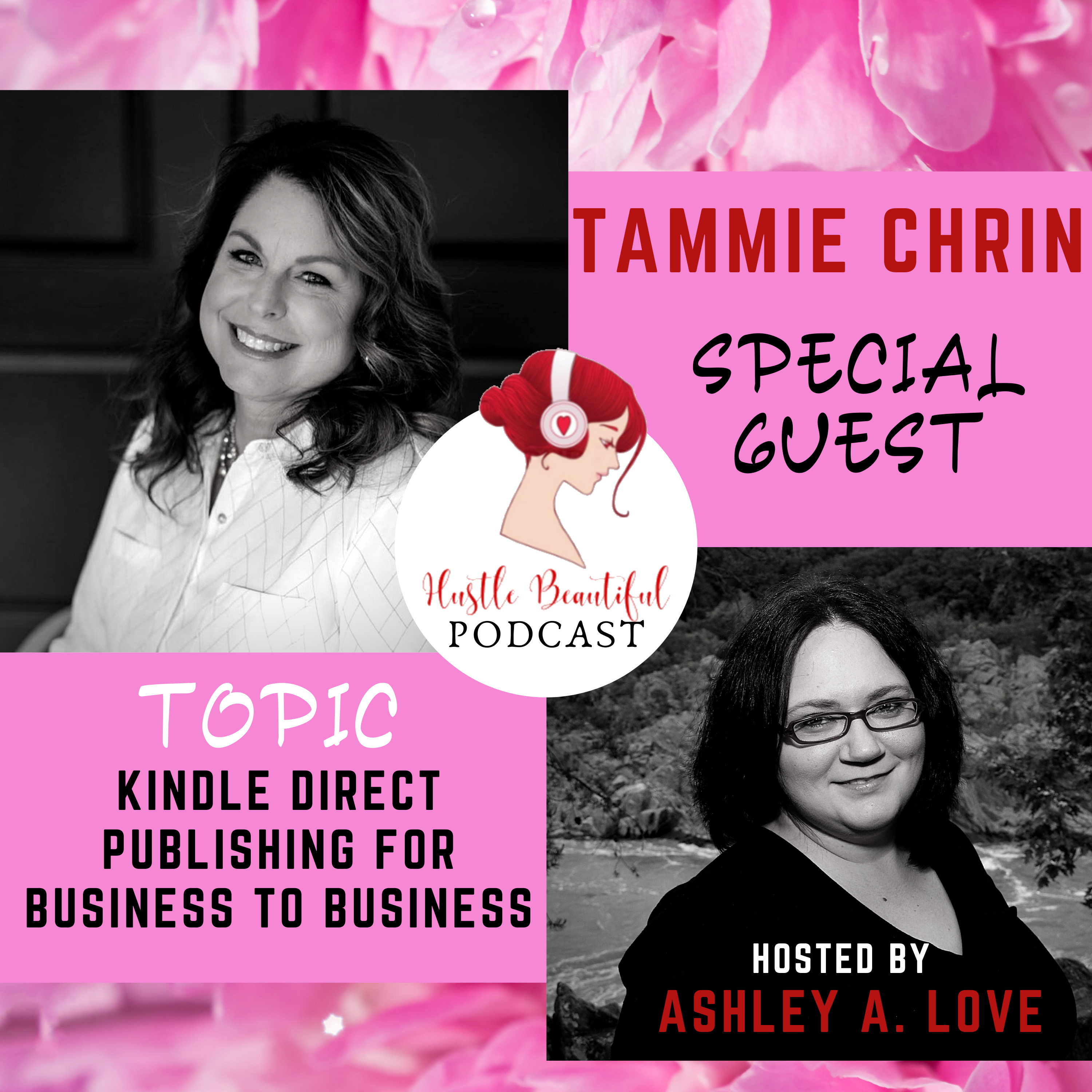 Kindle Direct Publishing for Business to Business with Tammie Chrin