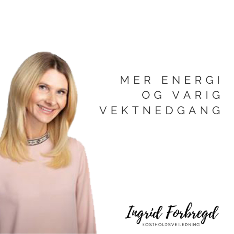 Challenge for mer energi - dag 1