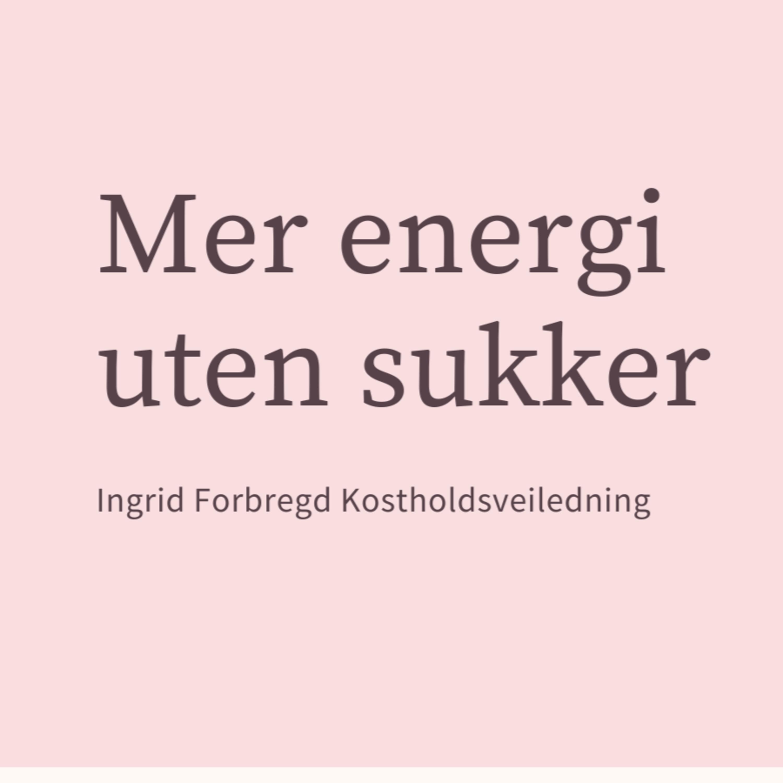 Mer energi uten sukker