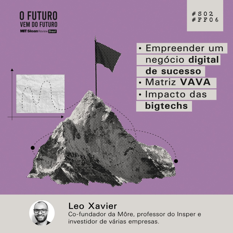 #FFS02E06 - Léo Xavier: Empreendendo um negócio digital