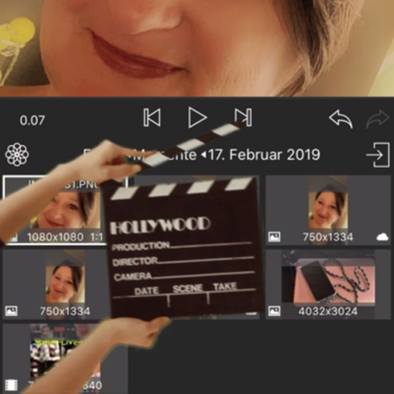 Das richtige Videoformat für Social Media.