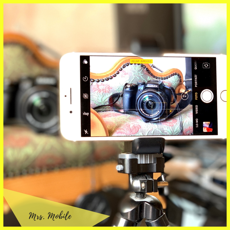 Handykamera vs klassische Kamera