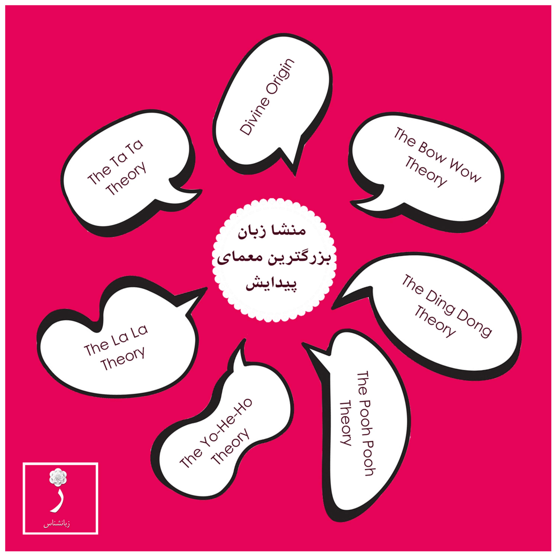 دوازده: منشا زبانها ، بزرگترین معمای پیدایش