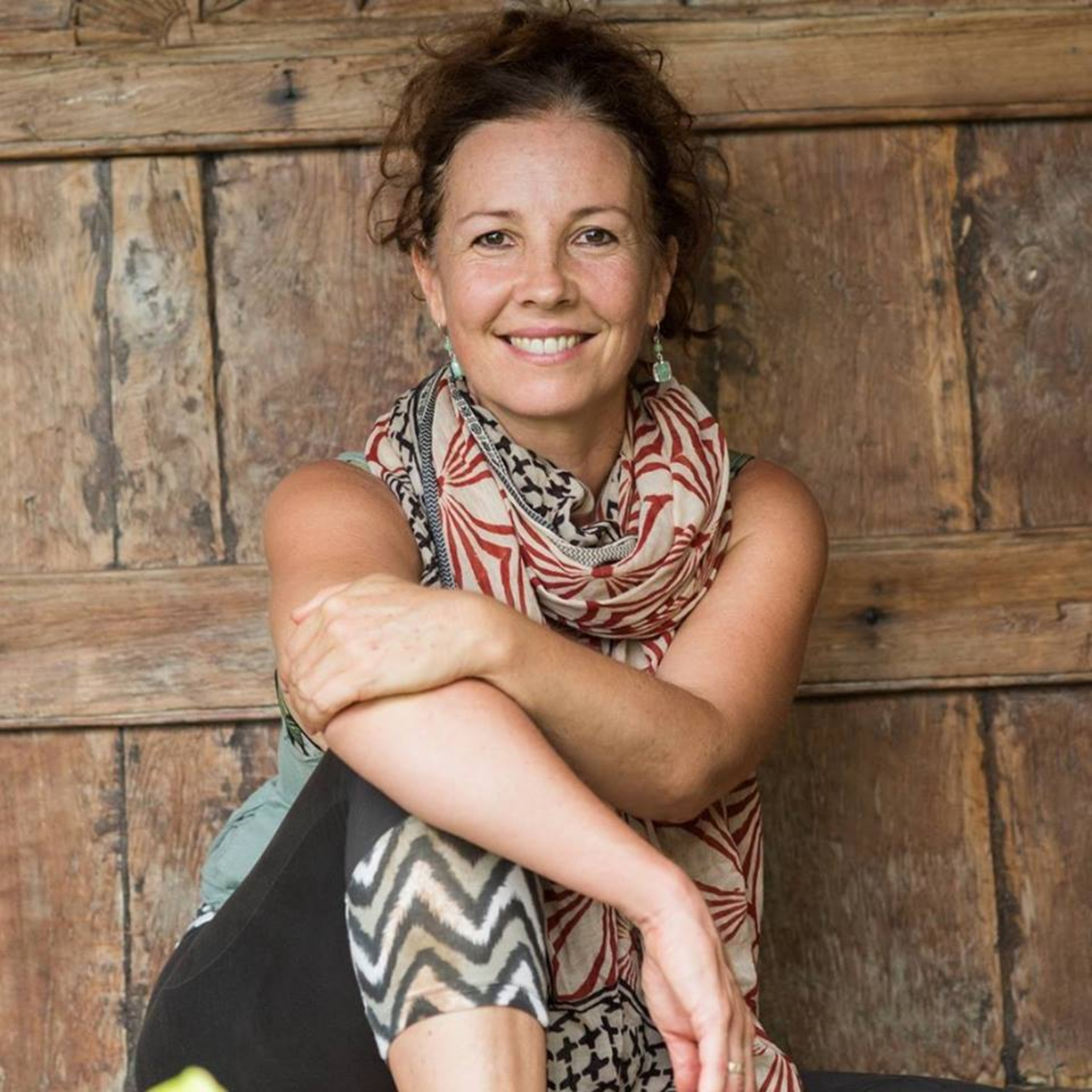 🎧Transforming Cellular Memory, Yoga Deep & the Celtic Woodland Yoga Festival - Interview with Cathy Pearson