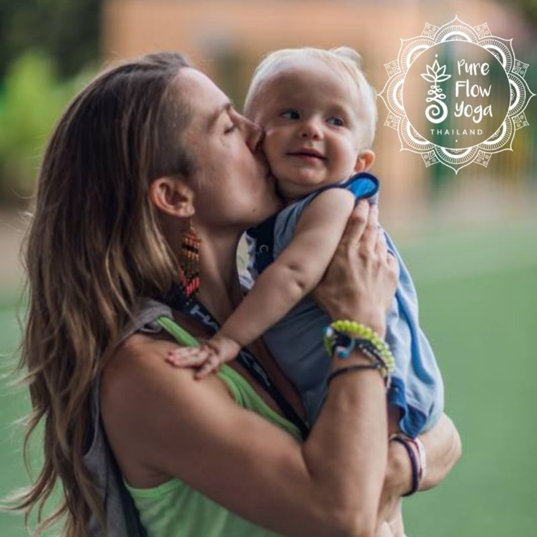 🎧Mandala Vinyasa, Vedic Teachings & the Gift of Being a Single Parent - Interview with Daniela Garza Rois