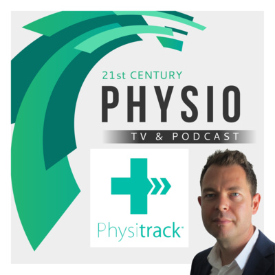 013 - Marijn Kortekaas from Physiotrack Brings You Into The 21st Century