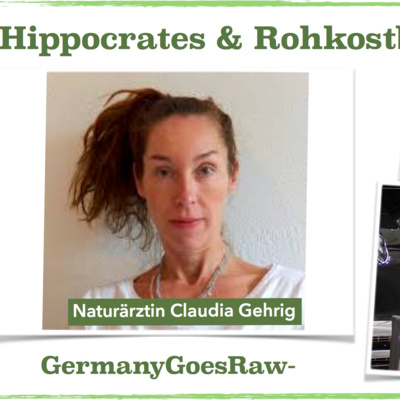 Naturärztin empfiehlt den Hippocrates-Lifestyle mit Sprossen, rohveganer Ernährung, Biokleidung u.v.m. - Claudia Gehrig coacht Online oder in ihrer Praxis in Zürich, Schweiz