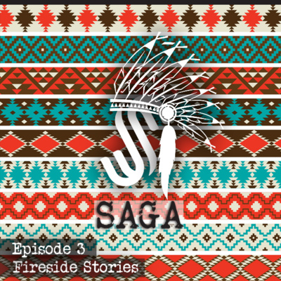 اپیزود سوم - افسانه های بومیان آمریکا - داستانهایی از کنار آتش