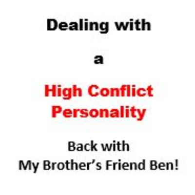 High Conflict Personalities