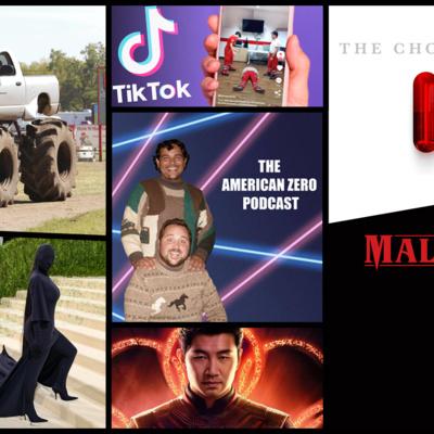 Ep. 21 Matrix Resurrections, Met Gala, and Tik Tok