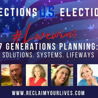 Seven Generations Planning...Solutions, Systems, Lifeways