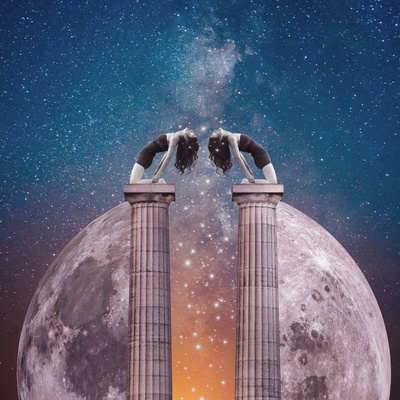 October 1, 2018☽ Moon Opposing Saturn + Pluto Direct in