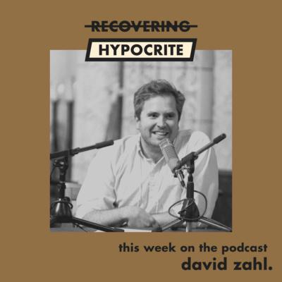 David Zahl (Professional Purveyor of Grace)