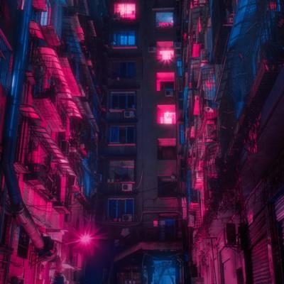 Tokyo Nights - LoFi Hip Hop Mix by Bamf Radio - Lofi and