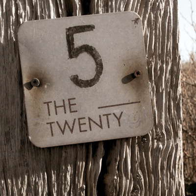 The Twenty, Episode 3: Five Things Friday - Five Things About Podcasting