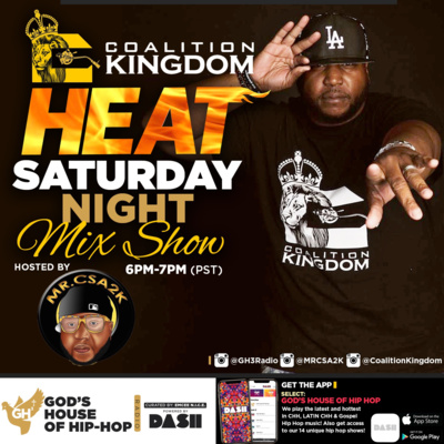 Coalition Kingdom Heat Mixshow **RECAP** 8-10-19 by Coalition