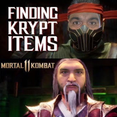 MK11 Krypt Walkthrough by Energy Tank Podcast • A podcast on