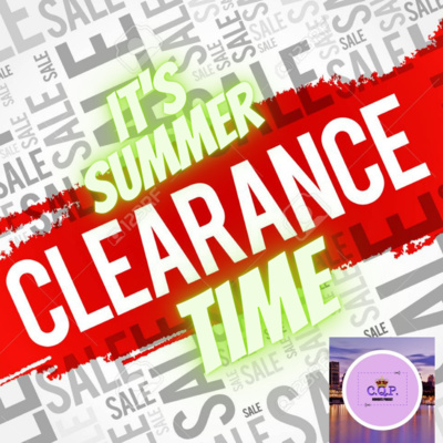 It's Summer Clearance Time
