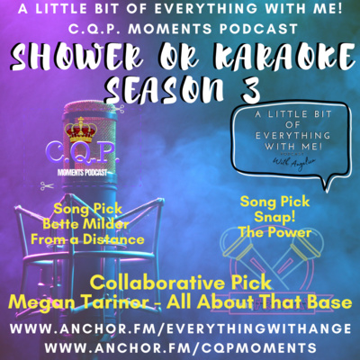 Shower or Karaoke with Angelica: Base