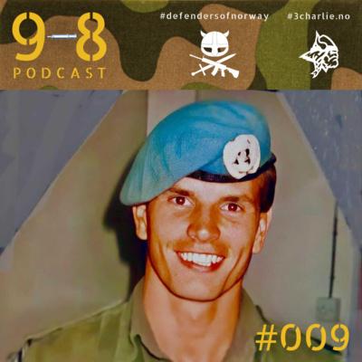 #009 Freddy | Madla | MP | Libanon | Somalia | Bosnia | Kosovo | Afghanistan | Frilutstliv og barnevern