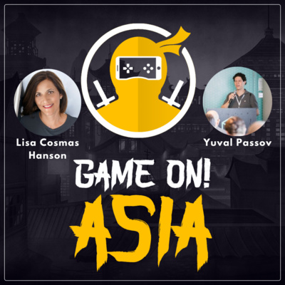 Game On! Asia 011 - Mobile gaming ecosystem in China- Interview with Lisa Cosmas Hanson, President, Niko Partners