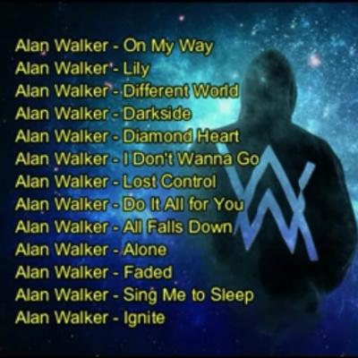 Alan Walker Greatest Hits 2019 by Apocalypse Radio Fm • A