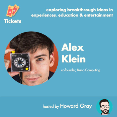 Kano co-founder Alex Klein on fostering curiosity and creation through technology