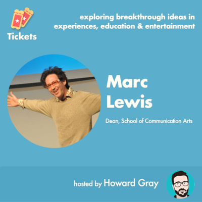 Marc Lewis on running the world's most successful advertising school