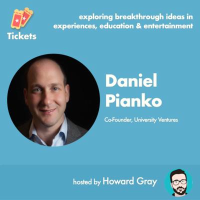 University Ventures' Daniel Pianko on new opportunities in higher education
