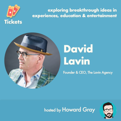 David Lavin on representing some of the world's leading intellectual talent