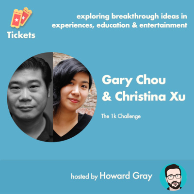 Gary Chou and Christina Xu on entrepreneurship education and harnessing the power of networks