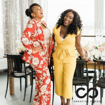 Episode 4: Let's Talk Collaboration! With Wedding & Event Planners Alicia & Ruby
