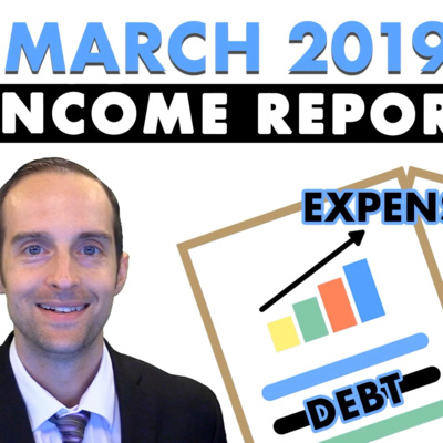 March 2019 Income, Expense, Cash, and Debt Report for Jerry Banfield