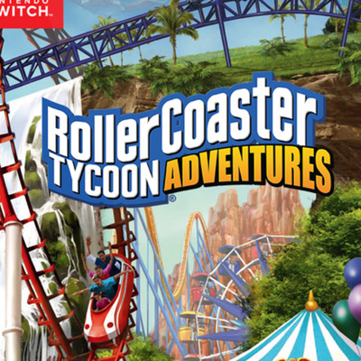 Rollercoaster Tycoon Adventures for Nintendo Switch Review by