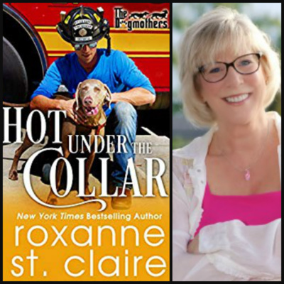 Roxanne St  Claire, NY Times best-selling author returns to talk