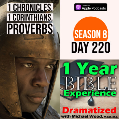 Proverbs 22 Audio