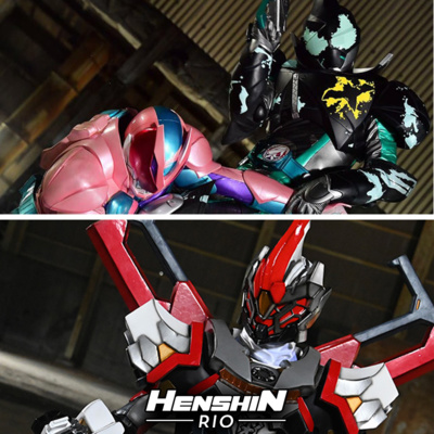 Henshin Rio #201 - Henshin Rio Time (Zenkaiger 30 e 31, Kamen Rider Revice 5 e 6)