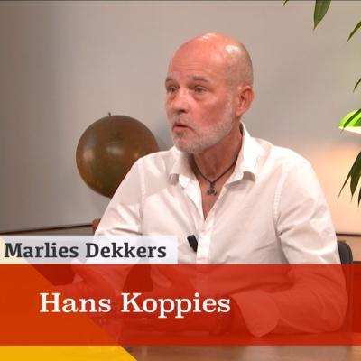 'Welke prijs gaan kinderen betalen?' Een gesprek met Hans Koppies
