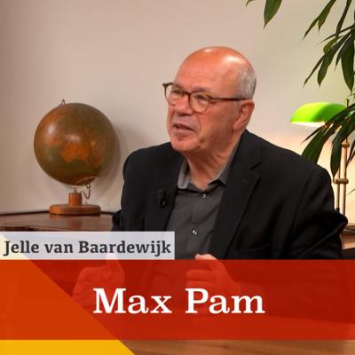 Van Willem F. Hermans tot Theo van Gogh: schrijven en journalistiek in Nederland met Max Pam