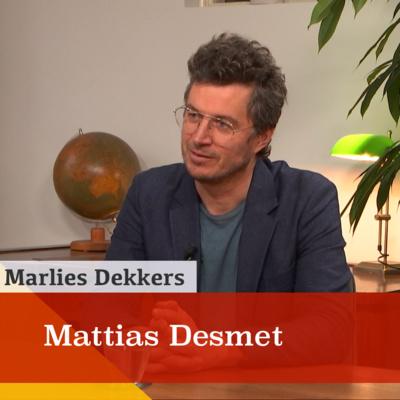 'Massavorming en complotdenken hebben dezelfde psychologische functie.' Gesprek met Mattias Desmet