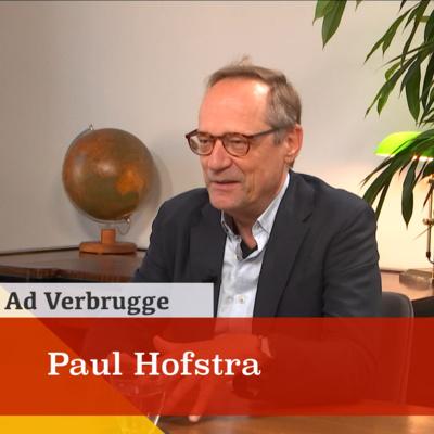 'Publieke waarden in de knel door ondoelmatig overheidsbeleid.' Een gesprek met Paul Hofstra