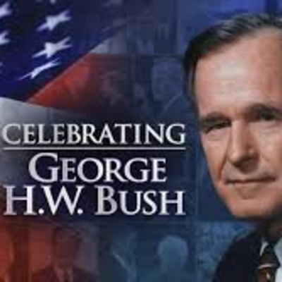 S2:E9 41: A TRIBUTE TO PRESIDENT GEORGE H.W. BUSH