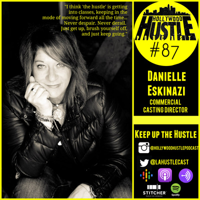 Ep  6 - Bootleg Theater Producer, Jessica Hanna, Act Two by