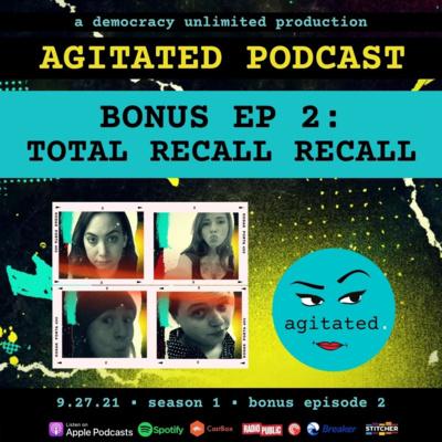 agitated. S1. Bonus 2 - Total Recall Recall