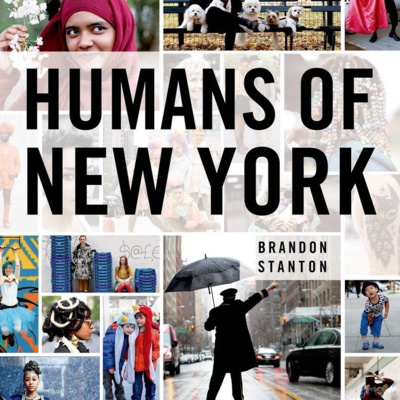 """""""Humans of New York"""" by Brandon Stanton: A Book Review"""