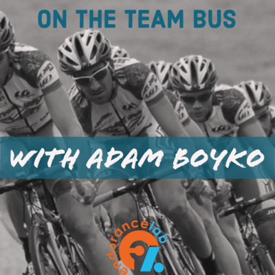 On the Team Bus with Adam Boyko