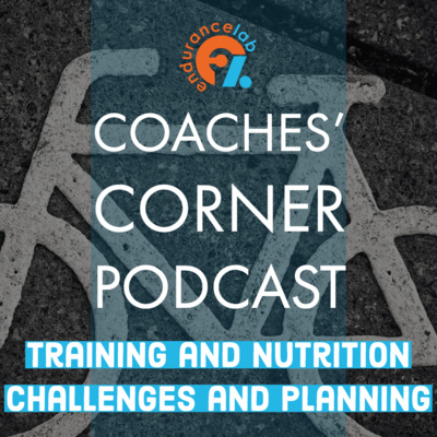 Coaches Corner 57 - New Year training and nutrition challenges and planning