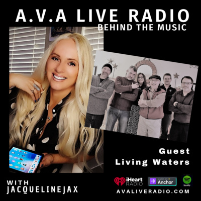 Ep 680 Behind The Music with Living Waters on Let It Reign