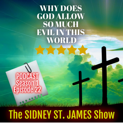Episode 22: Why Does God Allow So Much Evil in This World?