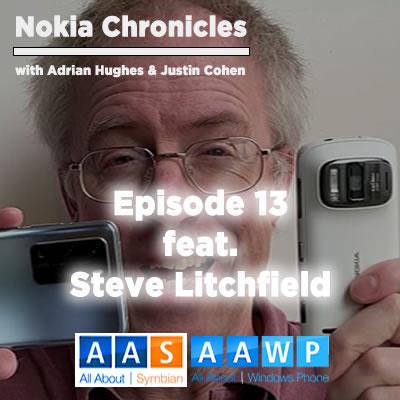 Steve Litchfield [AllAboutSymbian, AllAboutWindowsPhone, The Phones Show]